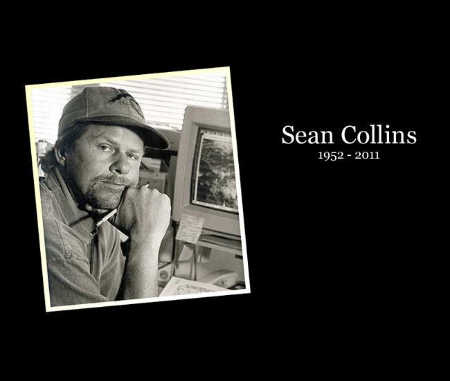 R.I.P. Sean Collins