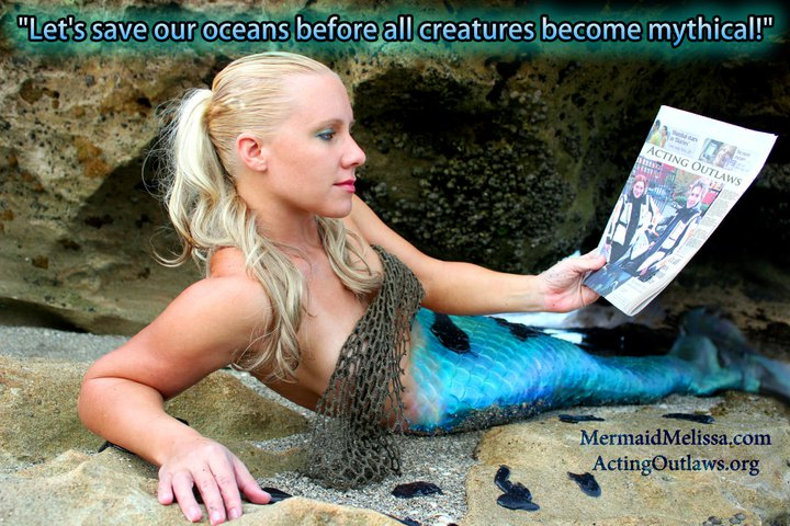 Mermaid Melissa Oil Spill